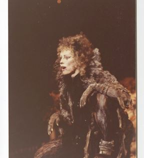 Betty Buckley from Cats (Peter Warrack)