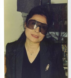 Yoko Ono (Peter Warrack)