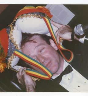 Robin Williams (Peter Warrack)