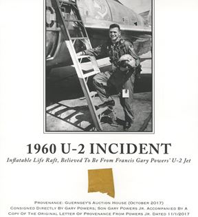 1960 U-2 Incident - Francis Gary Powers