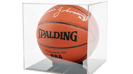 Displays Cases For Your Basketball Collectibles